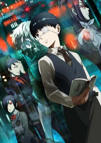 tokyo ghoul, anime, kaneki ken, ishida sui, manga