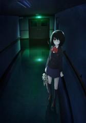 misak, mei, another, anime, horreur, koichi, sakakibara